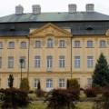 Pałac w Ciążeniu, elewacja ogrodowa
