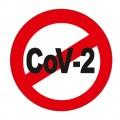 Covid 19 miniatura znaku